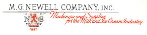M.G. Newell Logo