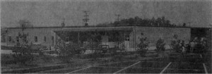 M.G.Newell's location on North Raleigh Street.