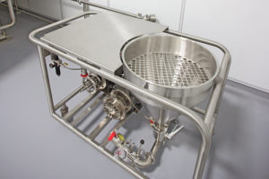 Admix FastFeed skid solves your mixing issues