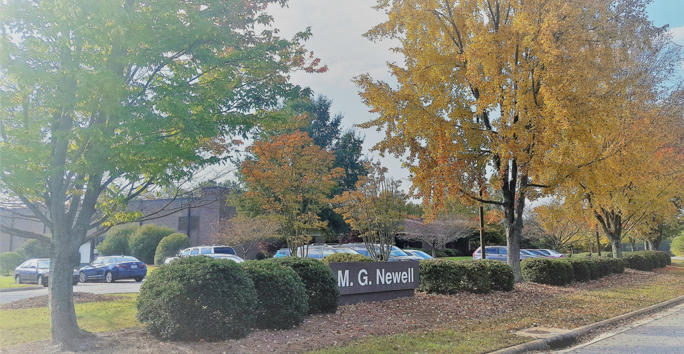 M.G. Newell building